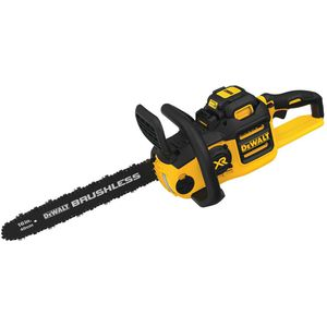 DEWALT 16 in. 40-Volt MAX Lithium-Ion Cordless Brushless Chainsaw with 4.0 Ah Battery and Charger for Sale in Buffalo Grove, IL