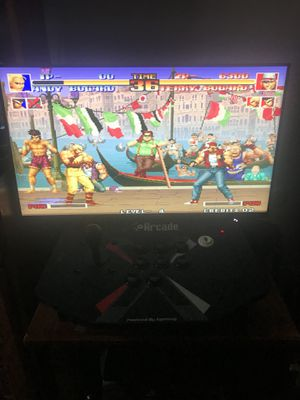 Classic consoles and arcade roms retropie flash drive 32gb 60.000 games+roms for PC for Sale in Lowell, MA