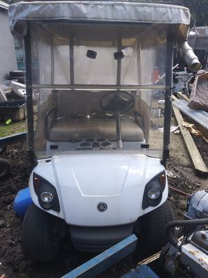 Upgraded golf cart aftermarket for Sale in Richmond, CA
