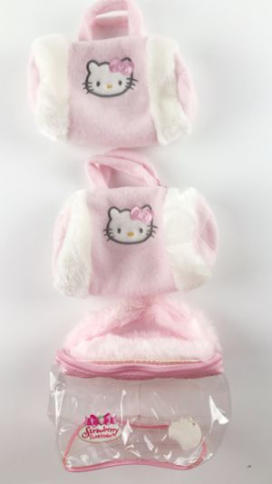 Hello kitty small bag & strawberry shortcake bag for Sale in Fontana, CA