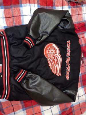 Detroit RedWings reversible jacket for Sale in Surprise, AZ