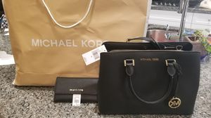 Michael Kors Matching Purse Combo Wallet Only + sets available for Sale in Chino Hills, CA