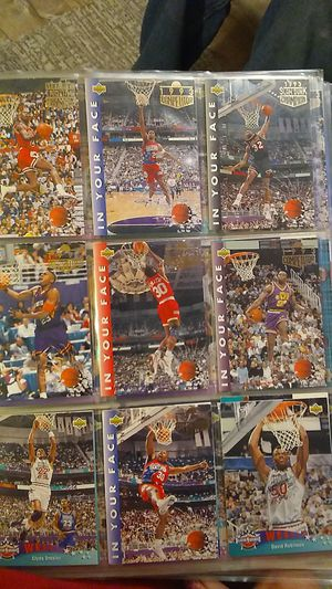 Baseball , Basketball, Football cards- collectibles for Sale in Los Angeles, CA