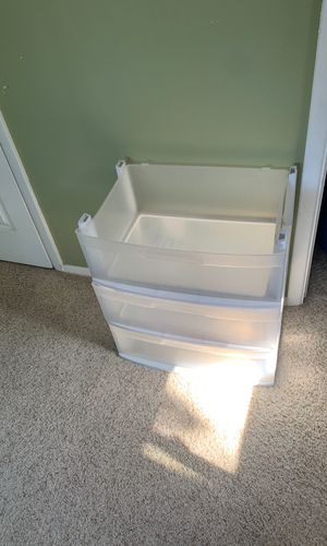 Plastic drawer for Sale in Lakewood, CO