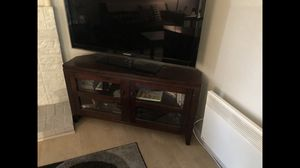 Crate and Barrel corner media cabinet for Sale in Kirkland, WA