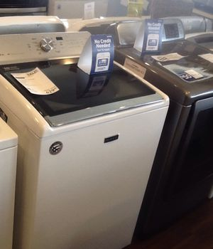 New open box maytag washer MVWB835DW for Sale in Whittier, CA