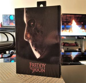 Friday the 13th Freddy vs Jason Ultimate NECA JASON Action Figure for Sale in Los Angeles, CA