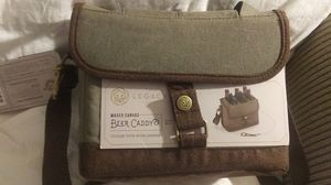 LEGACY++ WAXED CANVAS++ BEER CADDY++ COOLER TOTE++ for Sale in Gresham, OR