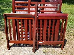 Free Crib - No hardware for Sale in Florissant, MO