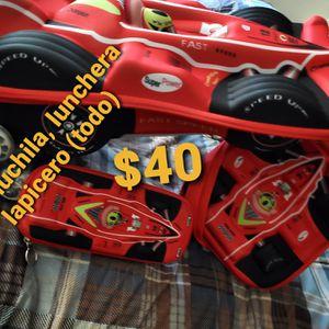 Muchila, lunchera, lapicera for Sale in Tigard, OR