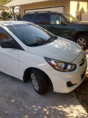 2013 Hyundai accent for Sale in Yucaipa, CA