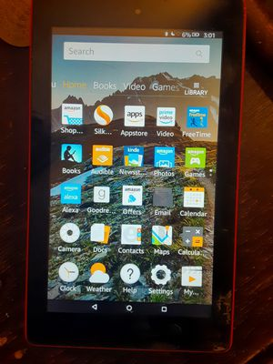 10 inch Alexa tablet Amazon Fire for Sale in Columbus, OH