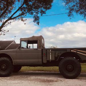 1967 Kaiser/Jeep M15 (Original Gladiator) for Sale in Sanford, FL