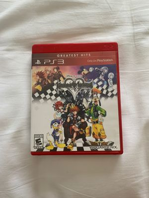 Kingdom Hearts PS3 had 1.5 remix for Sale in Miami, FL