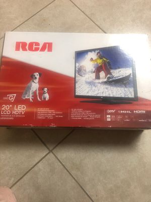 TV RCA new $50 for Sale in Riverside, CA