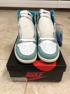 Nike Air Jordan 1 Retro High OG Turbo Green for Sale in North Olmsted, OH