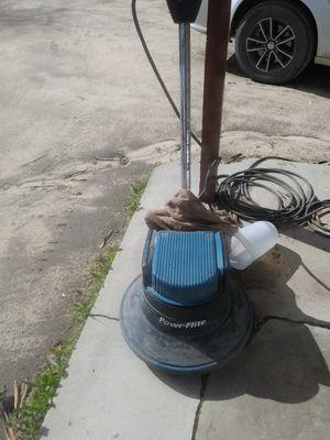 Powr Flite floor scrubber for Sale in Kingsburg, CA