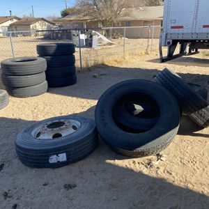 Used Tires {contact info removed} (gallos) for Sale in Hesperia, CA