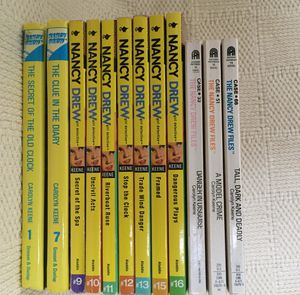 Nancy Drew Mystery Books ~Lot of 12~ for Sale in St. Peters, MO
