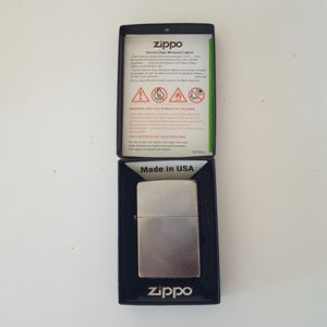 Zippo Lighter for Sale in Lake Worth, FL