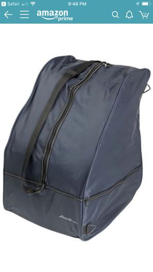 Eddie Bauer baby infant toddler car seat travel bag/cover for Sale in Virginia Beach, VA
