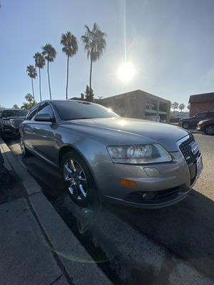 2008 Audi A6 S-Line Quattro for Sale in Carlsbad, CA