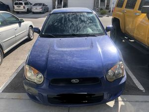 2004 Subaru Impreza RS for Sale in Herriman, UT