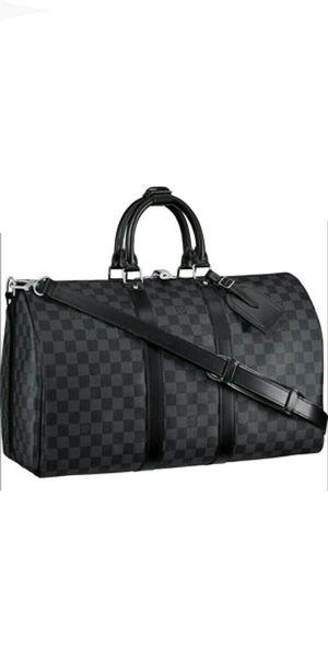 Travel bag gym bag duffel duffle handbag purse for Sale in Las Vegas, NV