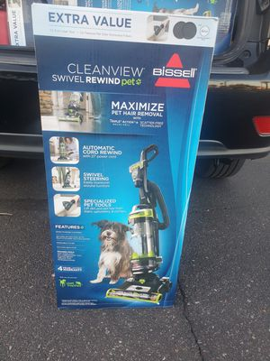 Bissell vacuum cleaner (brand new) for Sale in Las Vegas, NV