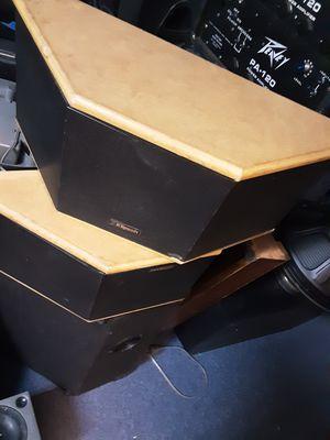 Klipsch surround sound speakers for Sale in Arvada, CO