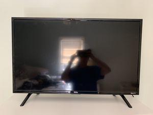 "32"" TCL ROKU SMART TV for Sale in Hartsville, SC"