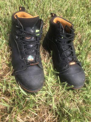 "Size 9 Waterproof Men's Timberland PRO Endurance 6"" Steel Toe Work Boots for Sale in Miami, FL"
