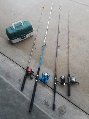 Fishing stuff for Sale in Holts Summit, MO