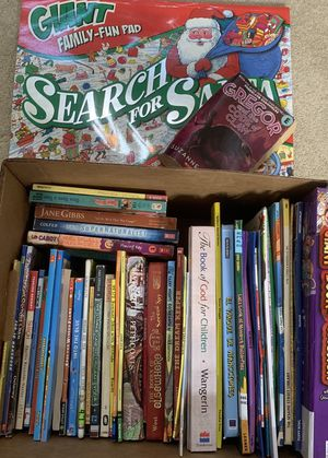 Box of Kids' Books for Sale in Frisco, TX