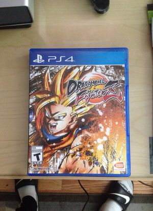 Dragonball Fighterz ps4 for Sale in New York, NY