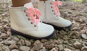 White colored girl boots for Sale in NV, US