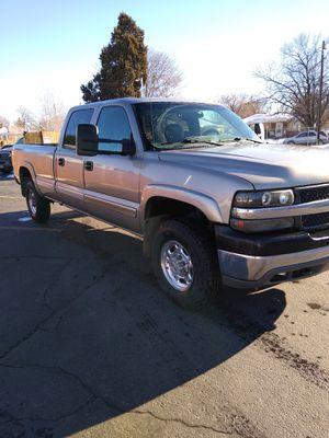 Chevy Silverado 2500 hd 4x4 for Sale in Aurora, CO