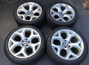 """20"""" BMW X5 X6 OEM WHEELS for Sale in Webster, NY"""