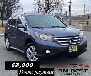 2013 HONDA CRV EXL for Sale in Beverly, MA