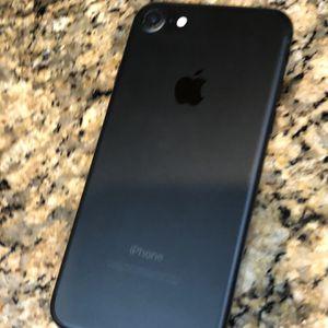 Apple iPhone 7 128gb Matte Black Unlocked for Sale in Rosemead, CA