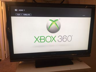 Tv & X BOX 360 for Sale in North Bend,  WA