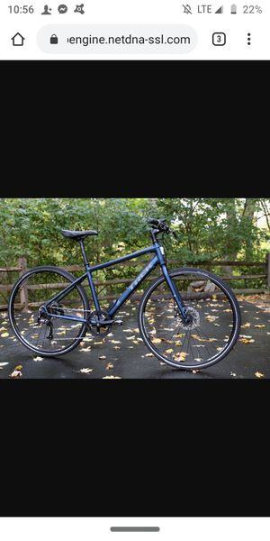 Trek lync 3 hybrid bike for Sale in Minneapolis, MN