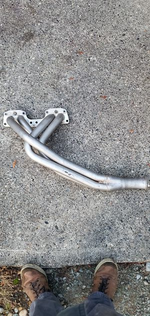 Toyota pickup 22r exhaust manifold, LC engineering for Sale in Stanwood, WA