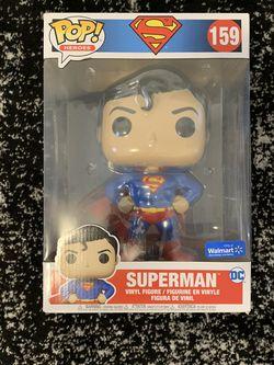 Funko Pop! Superman #159 (Walmart Exclusive) for Sale in Queens,  NY