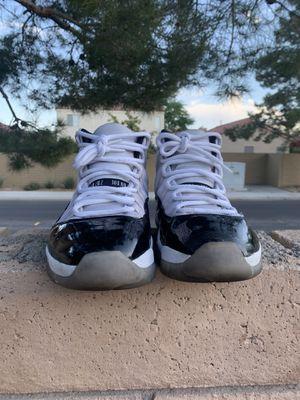 Jordan 11s concords for Sale in Henderson, NV