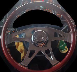 Peterbilt woodgrain steering wheel for Sale in Hayward, CA