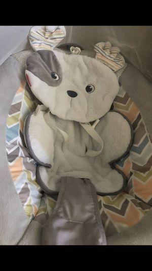 Baby Swing / Baby / Fisher-Price Sweet Snugapuppy Dreams Cradle 'N Swing White/ for Sale in Los Angeles, CA