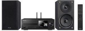 Mini Stereo System Receiver CD Player Recibidor Tuner,WiFi & Bluetooth Equipo de Sonido Pioneer X-HM76 2-Channel 40W for Sale in Miami, FL