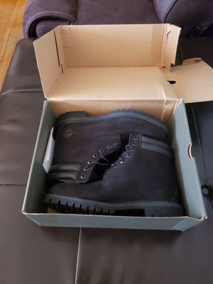 Timberland shoes black LIKE NEW!!! for Sale in Castro Valley, CA