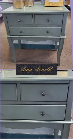 Sofa Table with Drawers for Sale in Glendale, AZ